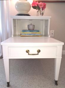 White table-1