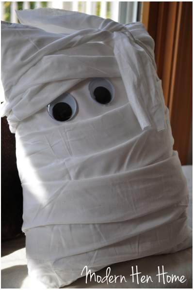 No Sew Mummy 3