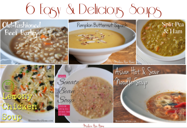 Labeled Soups
